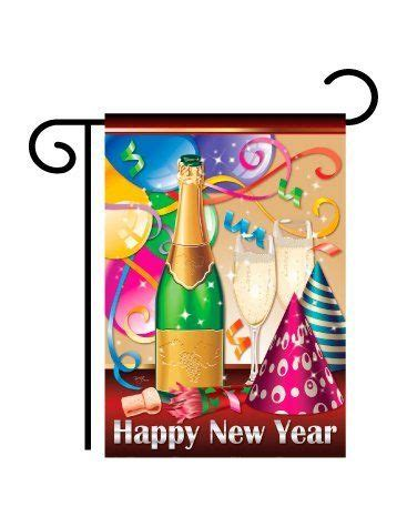 new year flag 17 best images about happy new year garden flag on
