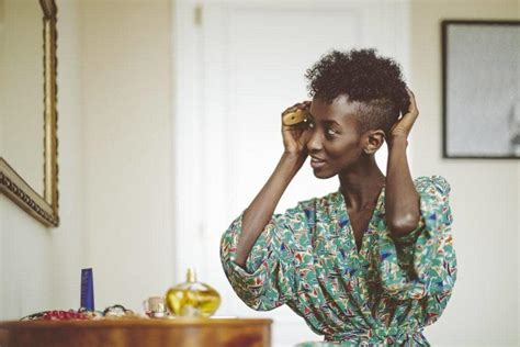wash and set styles for black women shaved hairstyles for black women 11 of the best looks