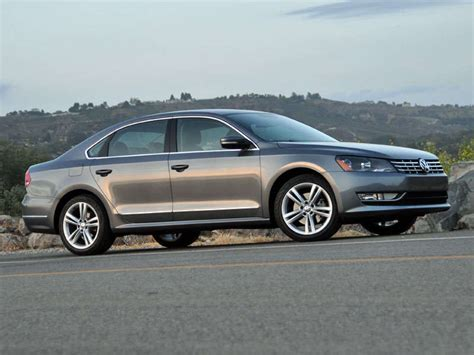 gray volkswagen passat 2014 volkswagen passat review and quick spin autobytel com