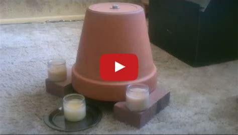 riscaldare casa riscaldarsi senza termosifoni televisore o vaso e candele