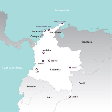 colombia holidays  holidays  colombia rainbow tours