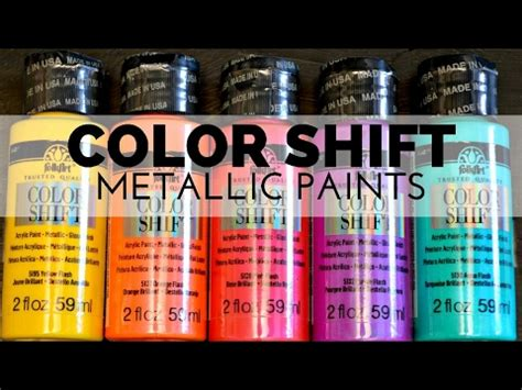 color shifting paint how to paint with color shift metallic paint