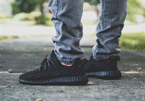 Adidas Yeezy 350 Boost Black Pirate adidas yeezy boost 350 pirate black restock sneakernews