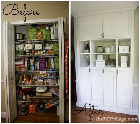 How To Build A Food Pantry by Build A Pantry Part 1 Pantry Cabinet Plans Included