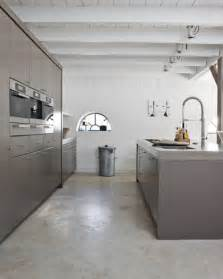 should i polished concrete floors mad about the house