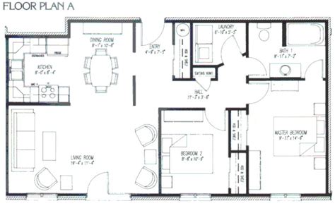 Interior Design Floor Plan | free home plans interior design floorplans