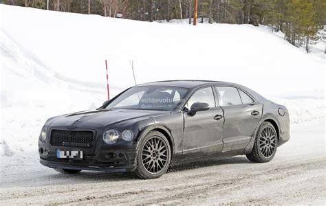 2020 Bentley Flying Spur by Spyshots 2020 Bentley Flying Spur Hybrid By