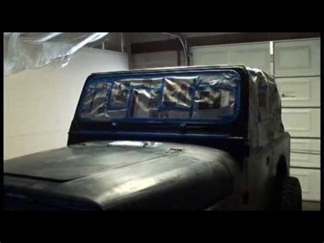 painting a jeep wrangler