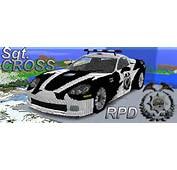 Minecraft 3D Cars Chevrolet Corvette ZR1 Cross Edition  YouTube