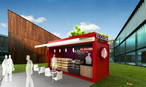 desain cafe container desain rumah kontainer minimalis rumah zee