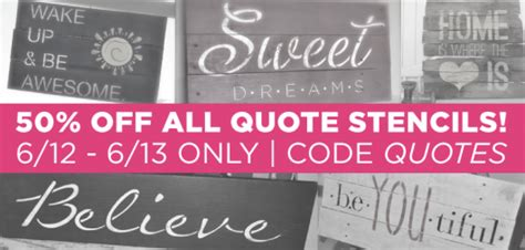 printable wall stencils quotes free craft stencil with each order stencil stories
