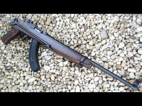 ruger 10 22 federal ordnance underfolding stock youtube