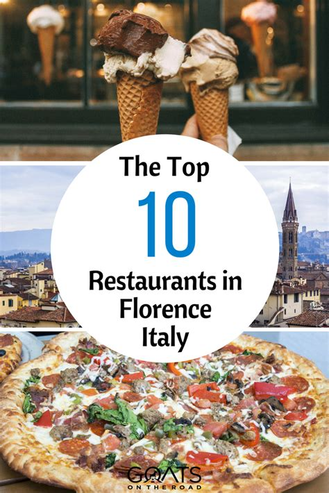 best restaurant in firenze top 13 best restaurants in florence italy goats on the road