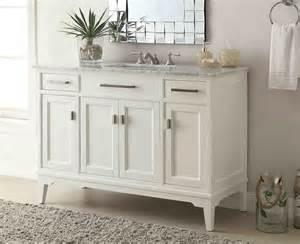 chans furniture gd 6606 48 orson 49 inch white bathroom