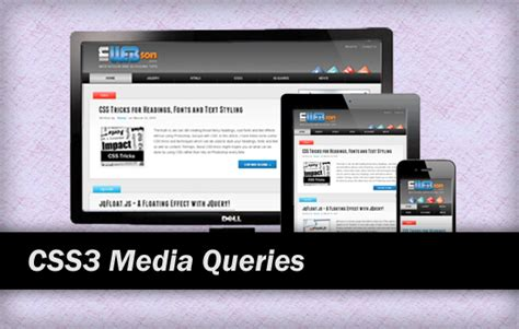 media mobile css css3 media queries for different devices