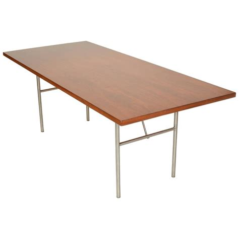 Herman Miller Boardroom Table George Nelson Conference Table In Walnut For Herman Miller At 1stdibs
