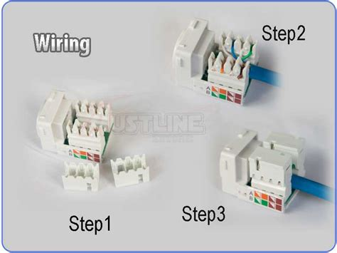 cat 6 wiring diagram for wall plates get free image