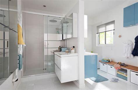 bain hairs styles une salle de bains familiale facile 224 partager styles de