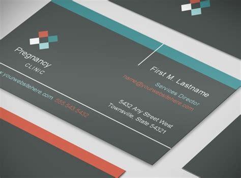 Antenatal Card Template by Pregnancy Beginning Motherhood Business Card Templates