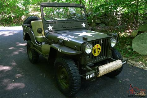 m38 jeep 1952 willys m38 jeep korean war army military vehicle