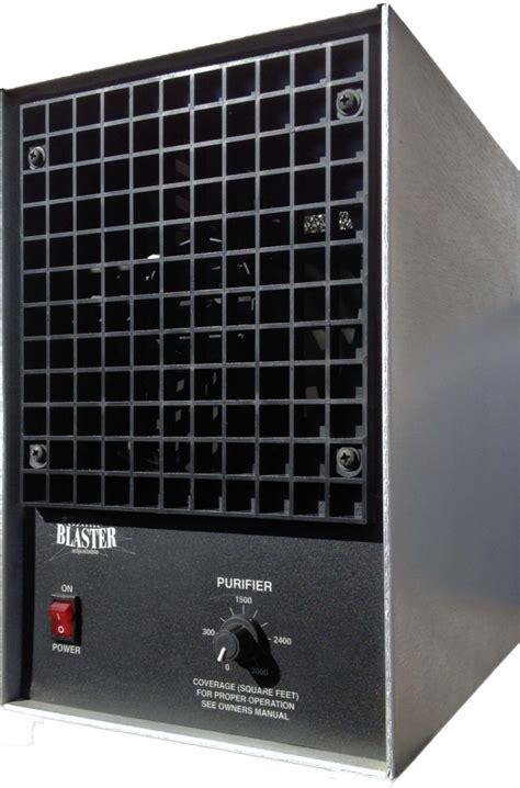 repair  ozone blaster  ecoquest  active tek air
