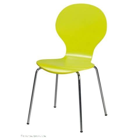 chaises cuisine couleur chaise de cuisine couleur