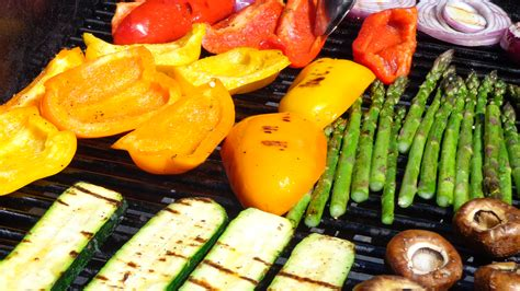 vegetables on the grill simple summer sides pt ii grilled vegetables the lost
