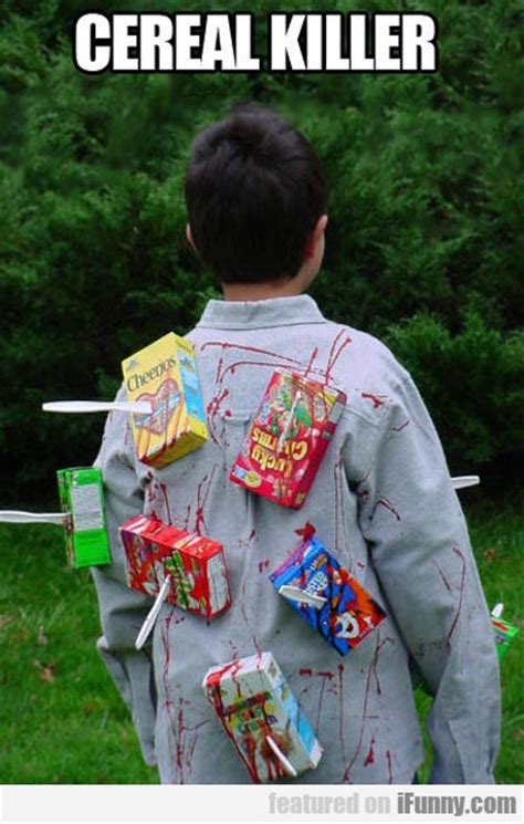 7 Clever Costumes For Boys by Cereal Killer Ifunny