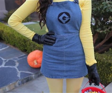 how to make a minion costume diy projects craft ideas itrender bee do bee do 5 awesome diy minion costumes from despicable me