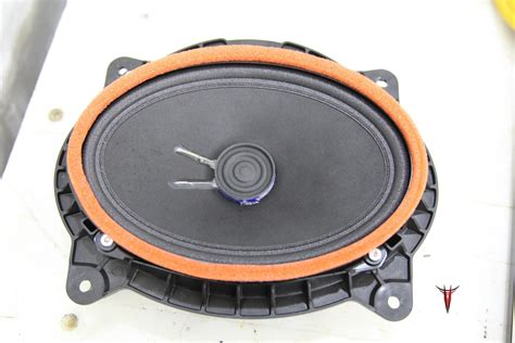 Front Door Speaker Toyota Tundra Front Door Speaker Jbl Front Taco Tunes Toyota Audio Solutions