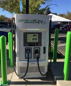 Electric Vehicle Charging Stations Tahoe November 2016 California Energy Commission