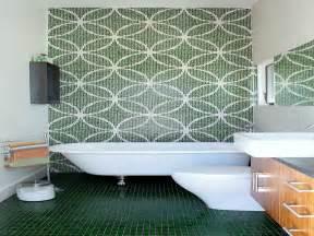 bathroom green waterproof wallpaper for bathrooms
