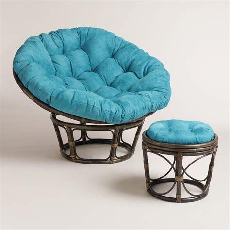 furniture awesome standing papasan cushions