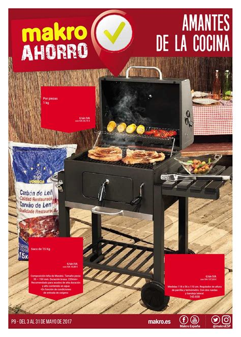 muebles jardin makro catalogo makro by misfolletos misfolletos issuu