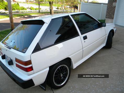 mitsubishi mirage 1988 1988 mitsubishi mirage turbo colt turbo