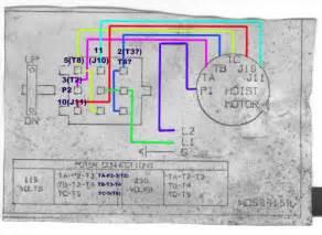 electric motors wiring diagram doerr get free image