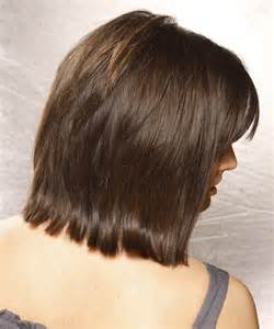 meidum hair cuts back veiw medium length layered bob hairstyles back view