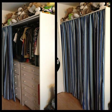 cover closet with curtain 17 best images about cupboard on pinterest ikea wardrobe