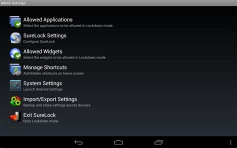 android kiosk mode how to lock your or tablet into kiosk mode bouncepad