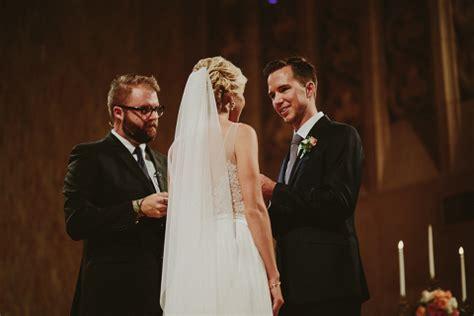 allison + chase, santa monica wedding » hom photography