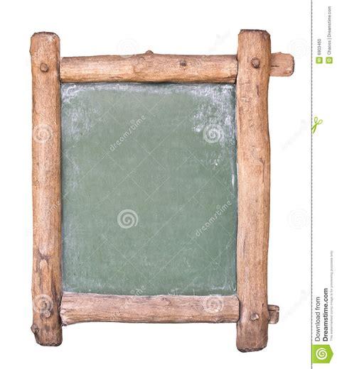tafel mit holzrahmen kleine tafel mit holzrahmen stockfoto bild 6903460