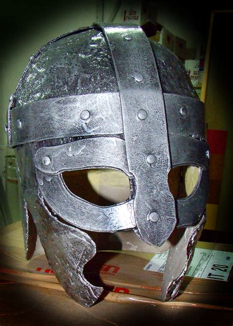 How To Make A Paper Helmet - paper mache helmet by robertgrima on deviantart