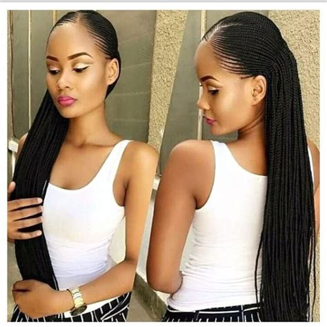 naija weave traditional nigerian hairstyles that are trendy and