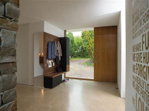 Flur Eingangsbereich by Cubus Diele Garderobenschr 228 Nke Team 7 Architonic