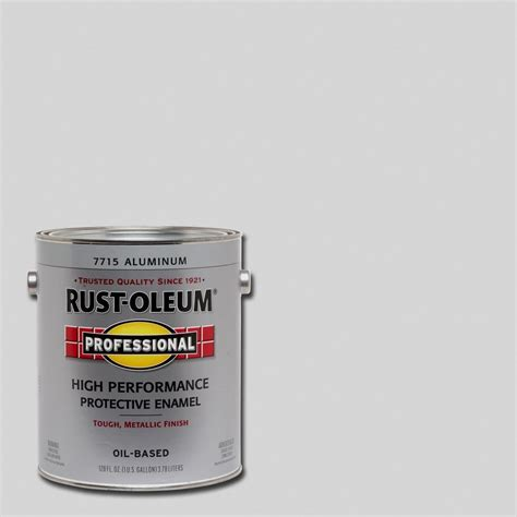home depot safety yellow paint rust oleum professional 1 gal safety yellow gloss