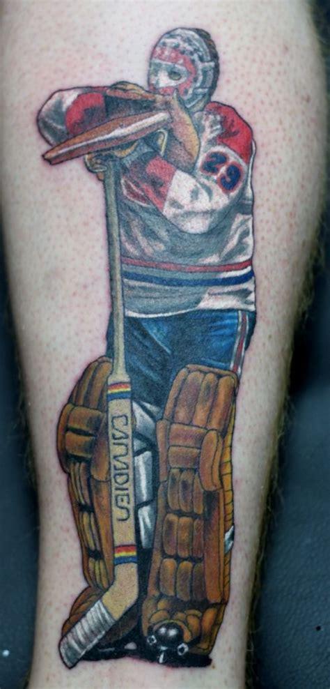cartoon tattoo artist montreal la fameuse pose de ken dryden soumise par wanderglobe via