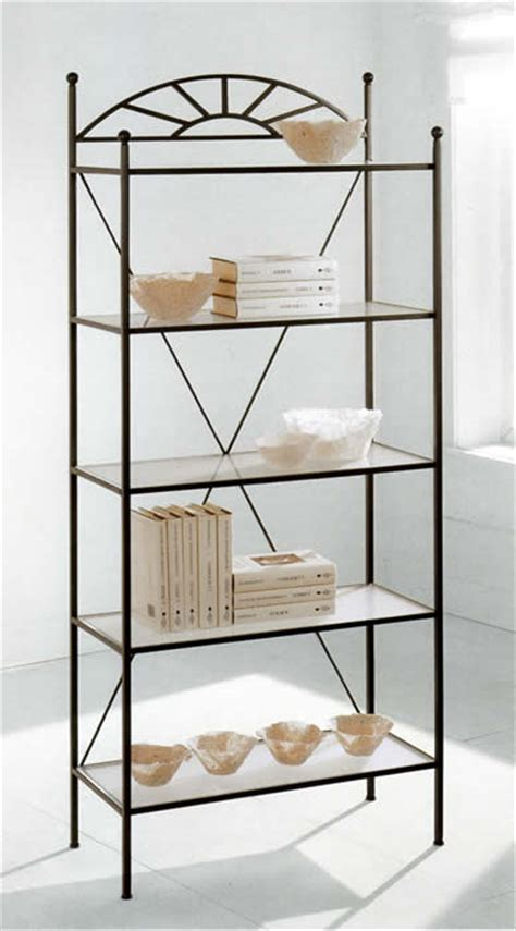 librerie in ferro battuto librerie etagere carrelli porta tv scrivanie