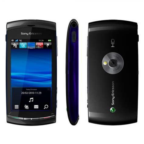 Hp Sony U5i sony ericsson vivaz u5i kurara black