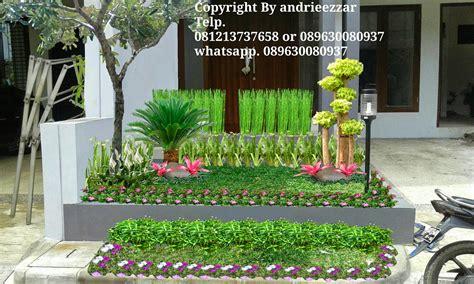 contoh desain taman minimalis gambar taman minimalis