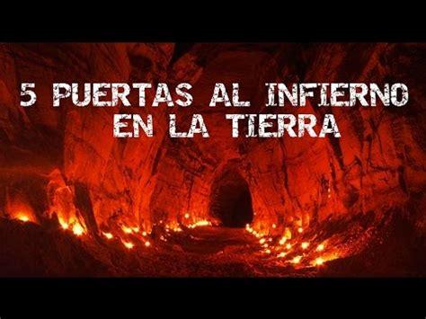 libro debajo de la tierra debajo 5 puertas al infierno en la tierra youtube